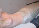 Aquamarine Colorless Tail