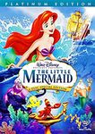 The Little Mermaid Platinum Edition