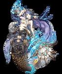 Sinoalice Little Mermaid Fresh Fish