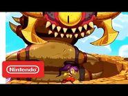 Shantae- Half-Genie Hero Launch Trailer