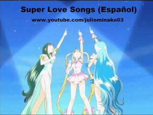 Mermaid Melody Pichi Pichi Pitch - Super Love Songs (Canción Completa en Español)
