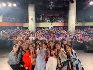 Mermaid Melody Crew With The Audience