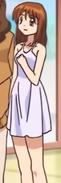 Mikaru white dress1
