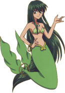 Mermaid Rina