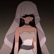 Sara with her veil1