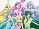 Lucia, Hanon, Rina, Karen, Noel and Coco