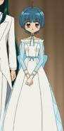 Meru wedding dress ep 24