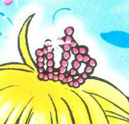 Lucias pink mermaid crown manga artwork1