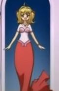 Lucia mermaid costume