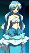 Hanon anime princess dress