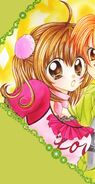 Lucias love manga pink outfit1