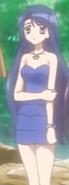 Noels dark blue dress2
