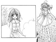 Lucias winter outfit chapter 16