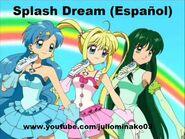 Mermaid Melody Pichi Pichi Pitch - Splash Dream (Canción Completa en Español)