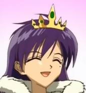 Karens crown from episode 21