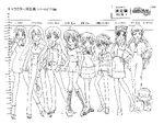 Mm pure characters settei sheet 1