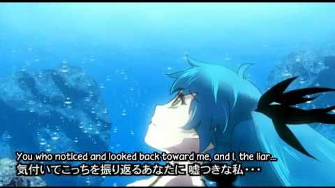 Hatsune Miku - Deep-Sea Girl (深海少女)
