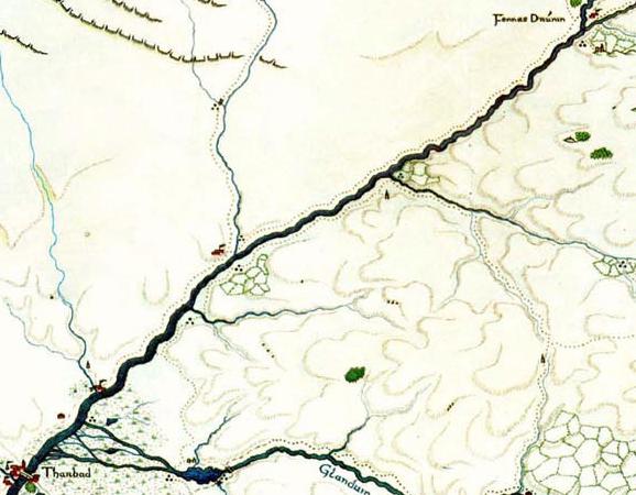 Upper Gwathló Basin