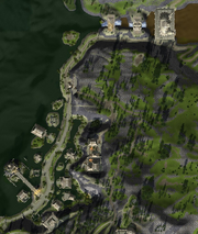 Ruins at Lake-head and High-King's Crossing in TA 3018.png