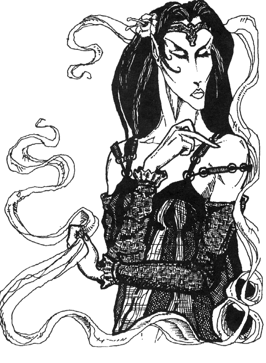 Ariel the Healer