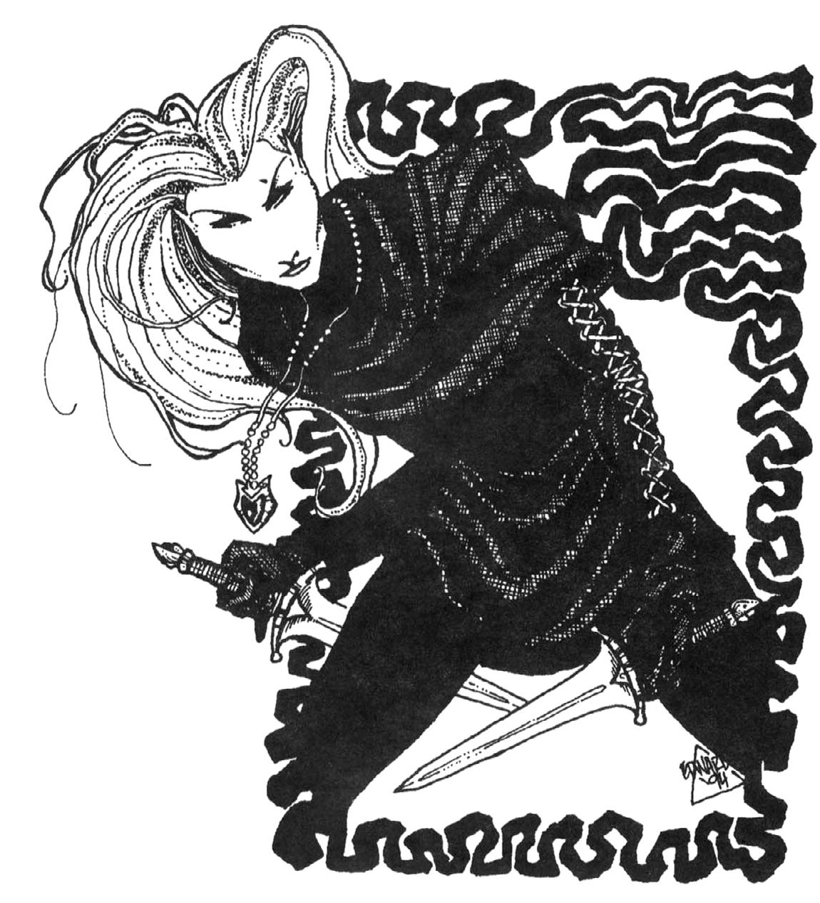 Argwîr the Weaver