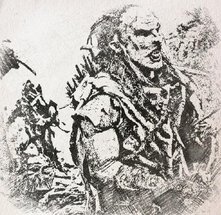 Hunter-Orcs