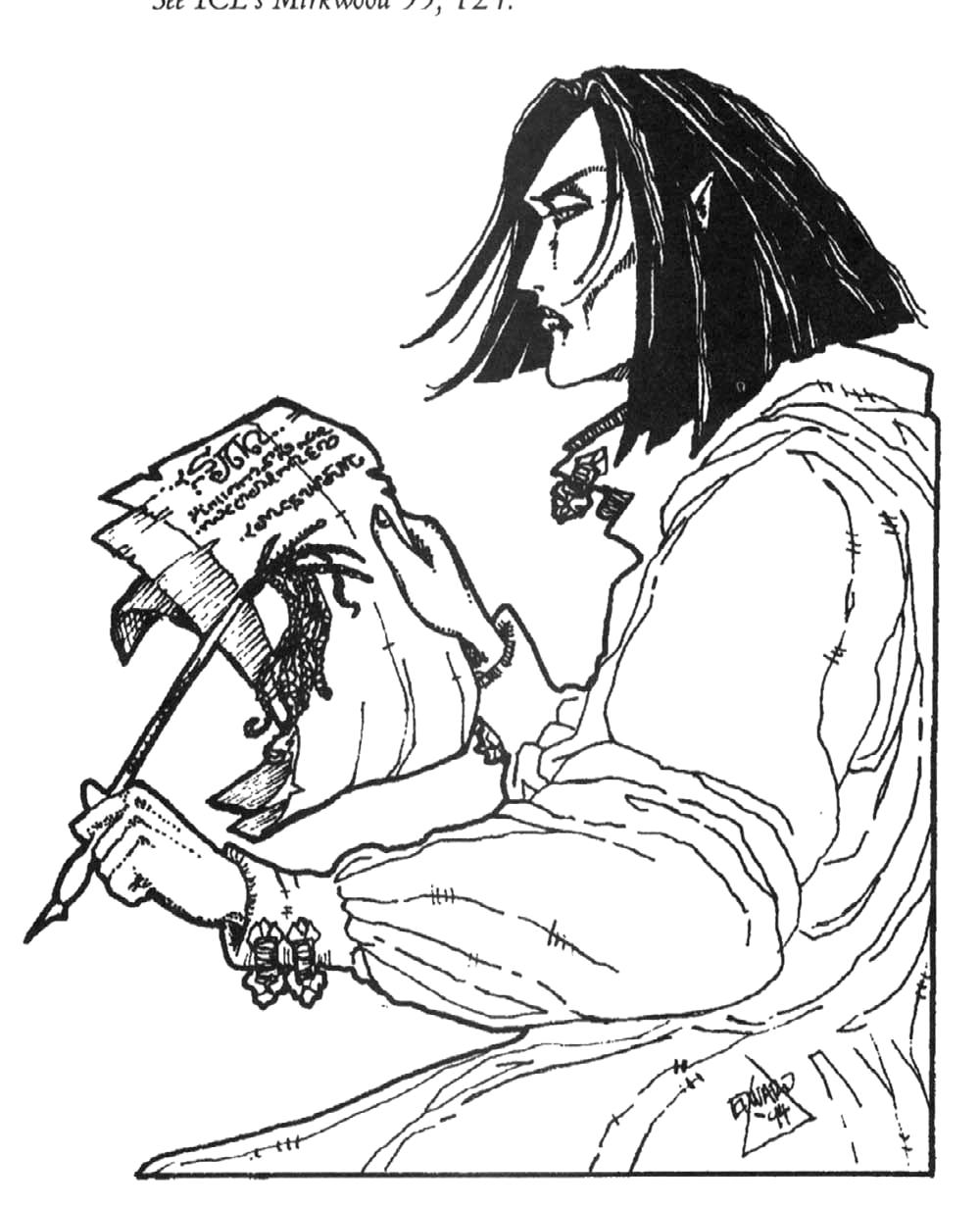 Rúmil of Tirion
