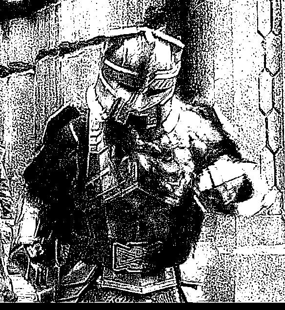 Bóur of Thorin's Halls