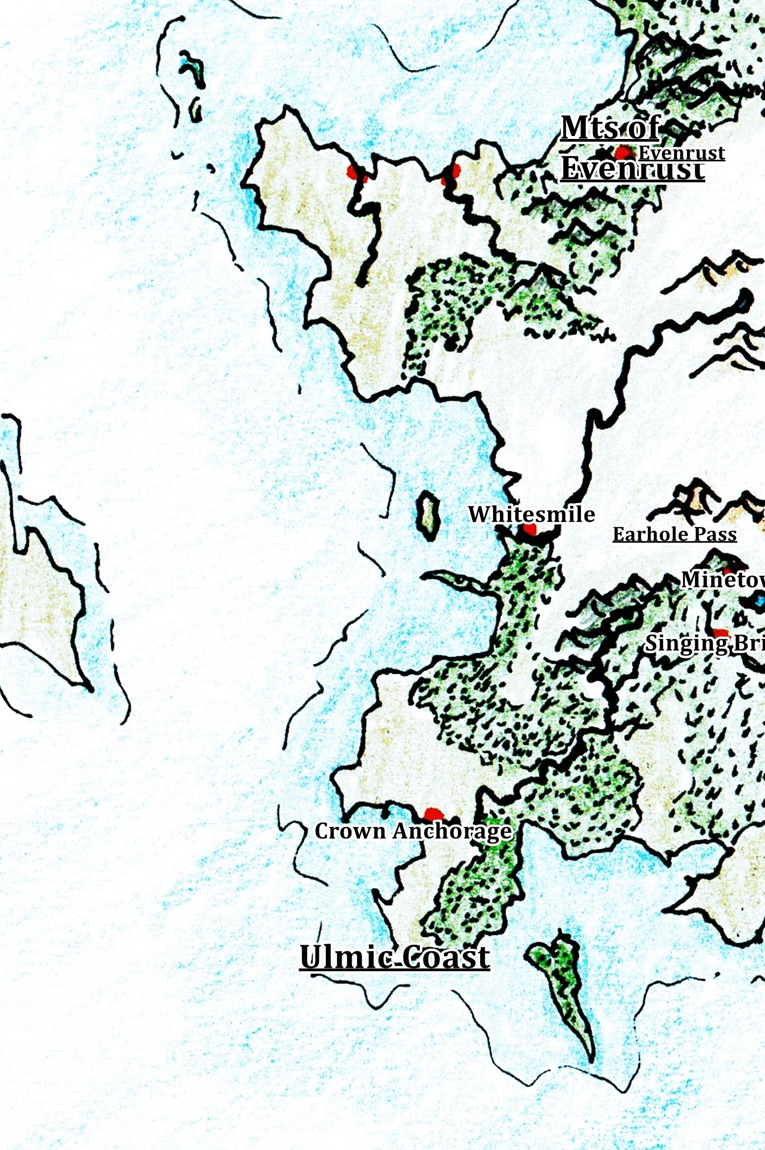 Crown Anchorage