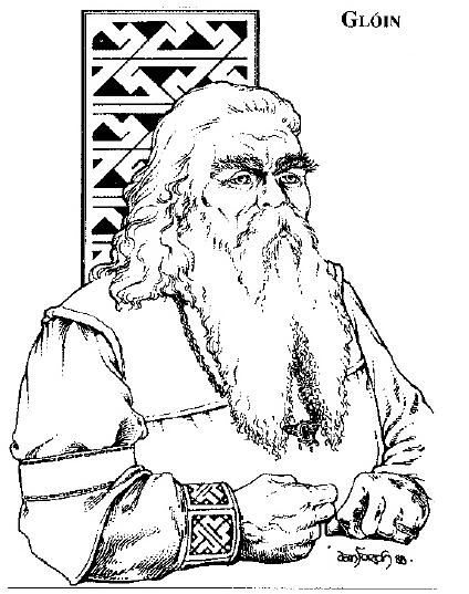 Glóin son of Thorin
