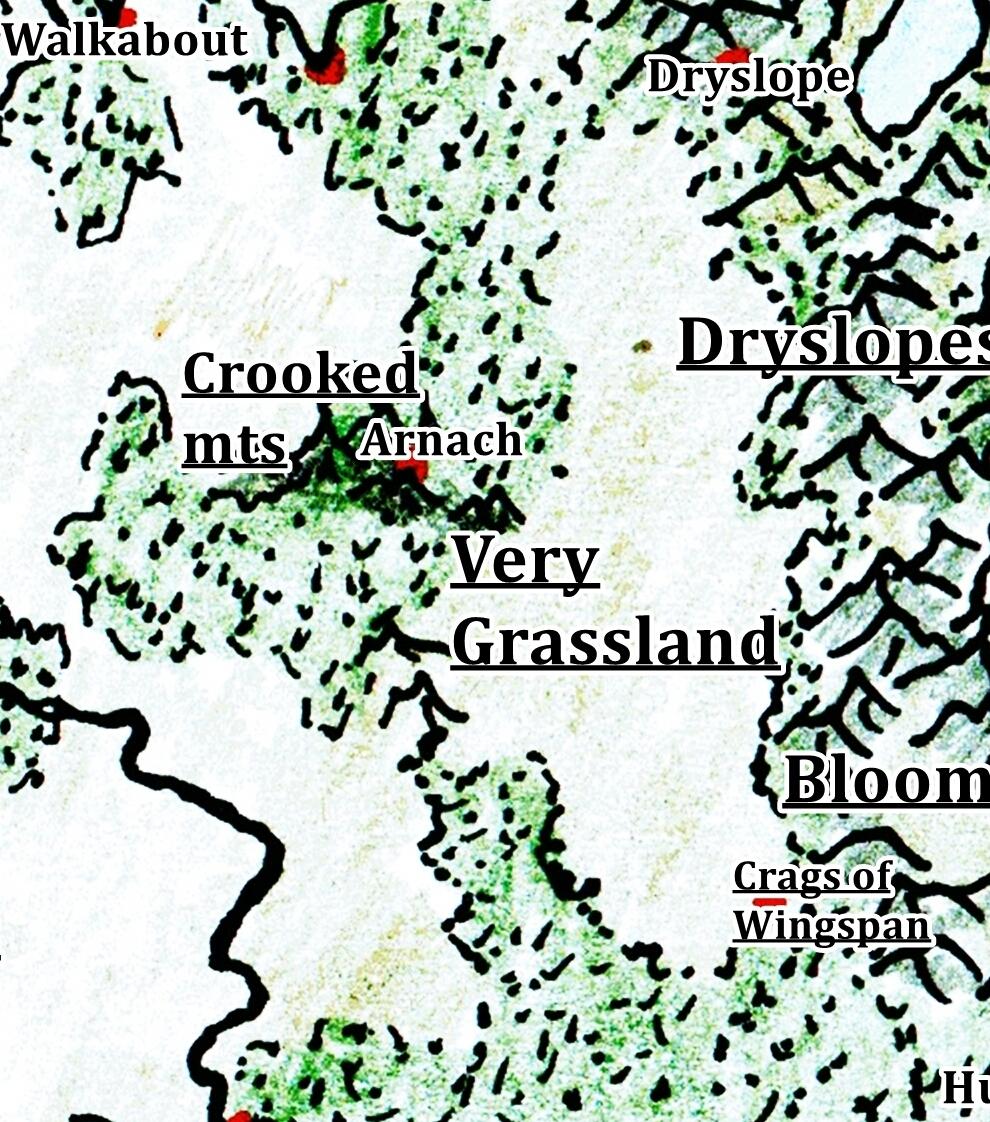 Arnach (Southernesse)