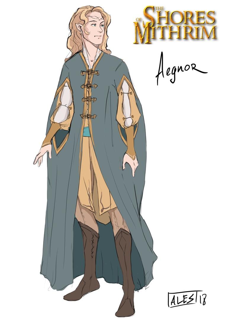 Aegnor son of Finarfin