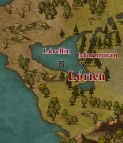 Gardens of Lórien