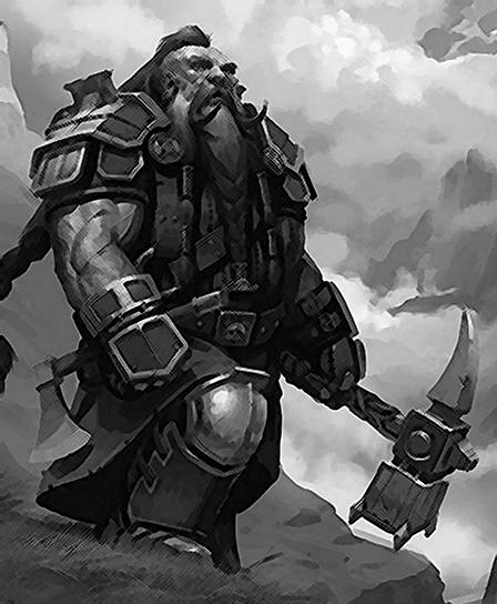 Gardrac Stormbraid