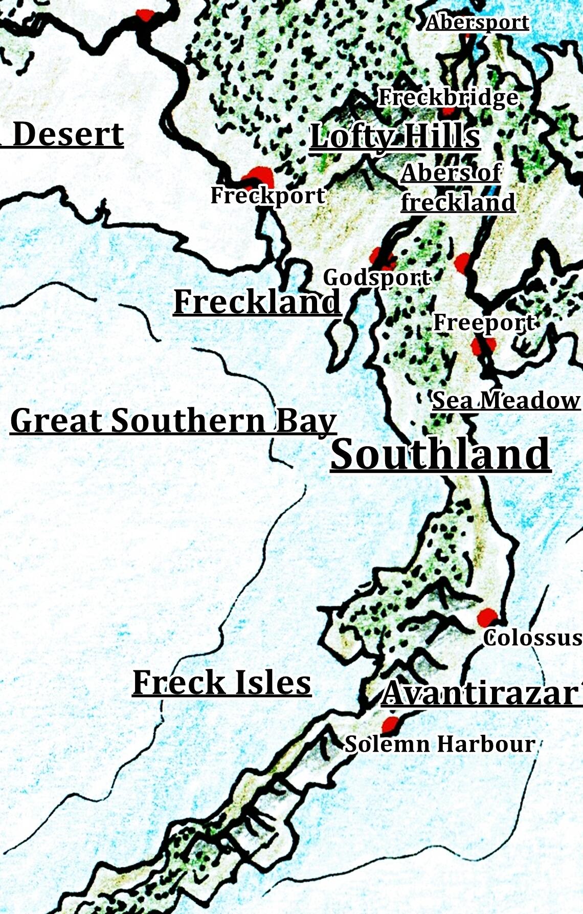Freckland