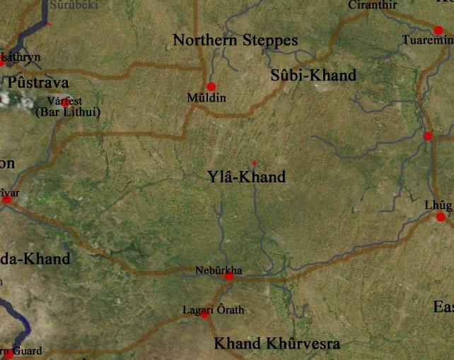Ylâ-Khand