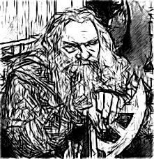 Gimli son of Glóin