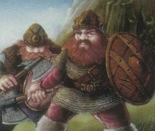 Dwarves of the Blue Mountains
