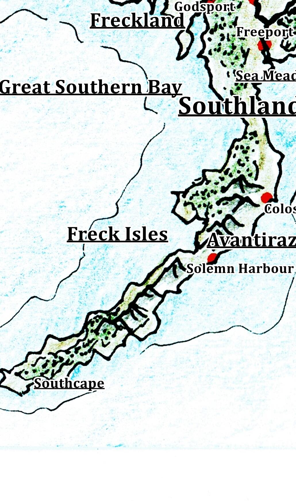 Avaltirazar's Cliffs