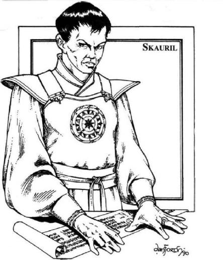 Skauril of Dol Guldur