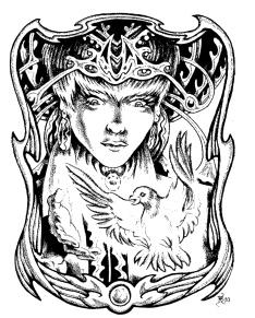 Melian of Doriath