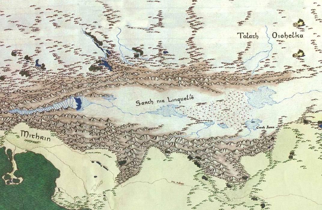 Withered Heath (Rhovanion)