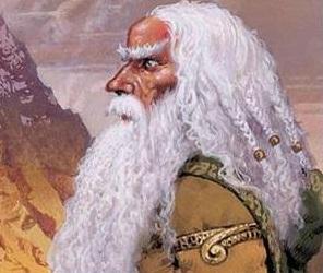 Thrân the second Wanderer