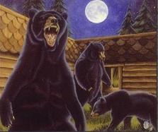 Great black bears