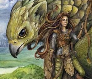 Great falcons of Ardor