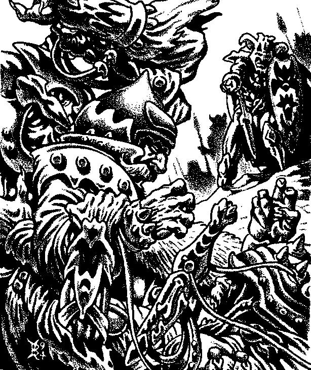 Thrân the first Wanderer