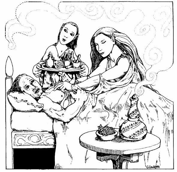 Elwen of Tol Eresseä