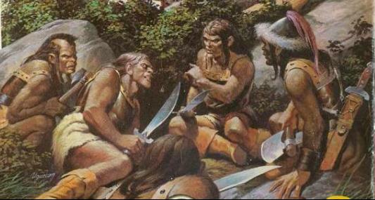 Steppe-Orcs