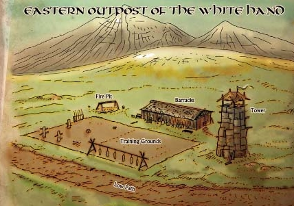 Eastern Outpost of the White Hand