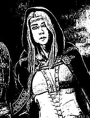 Bérnwyn daughter of Helm